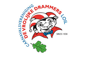 De Vrolijke Drammers Loil logo