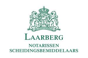 Laarberg Notarissen en Scheidingsbemiddelaars logo