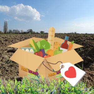 Haal lokaal in Montferland pakket voedselbank